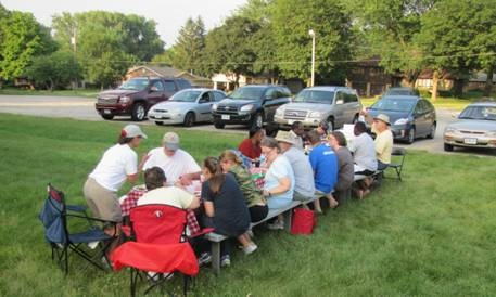 St Tims Picnic